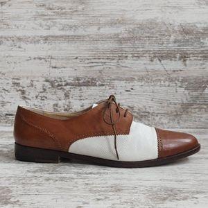 ⚃Bruno Magli Italian Leather Oxford